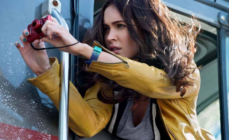 TMNT MeganFox Camera - Megan Fox: Star of Teenage Mutant Ninja Turtles