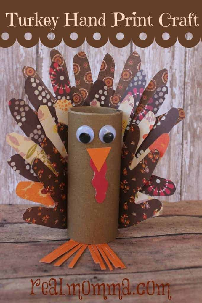 Thanksgiving Crafts for Kids 1