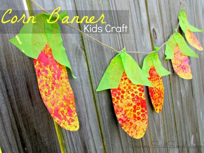 Thanksgiving Crafts for Kids 6