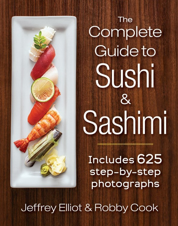 The Complete Guide to Sushi