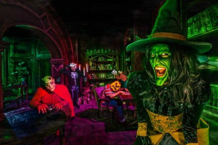 Trick or Treat - Knott's Scary Farm Is Back to Haunt For More