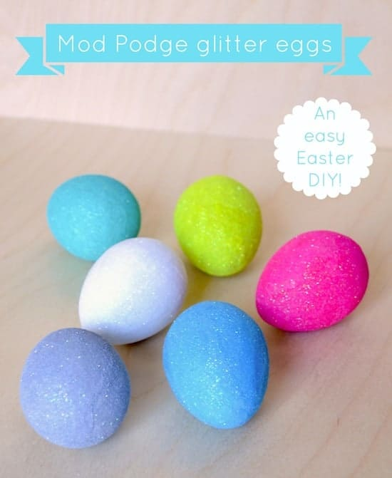 Unusual Ways to Decorate Easter Eggs 1