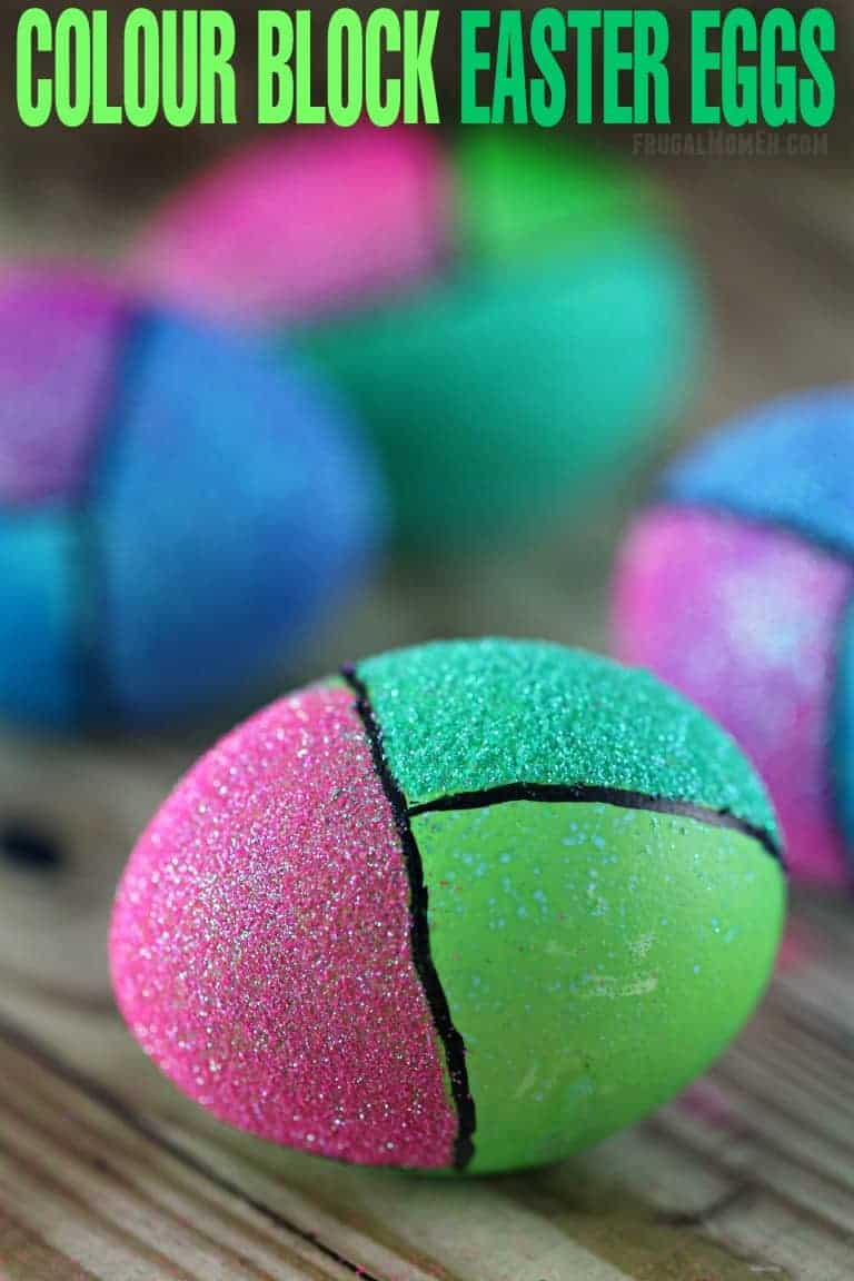 Unusual Ways to Decorate Easter Eggs 12