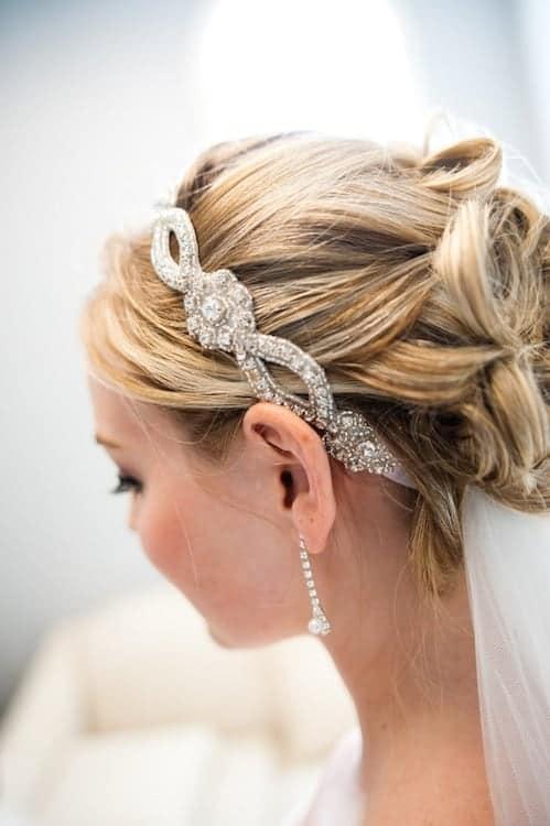Wedding Hairstyle DIY Bride