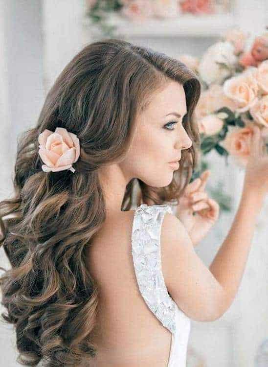 Wedding Hairstyles All Fashion Week