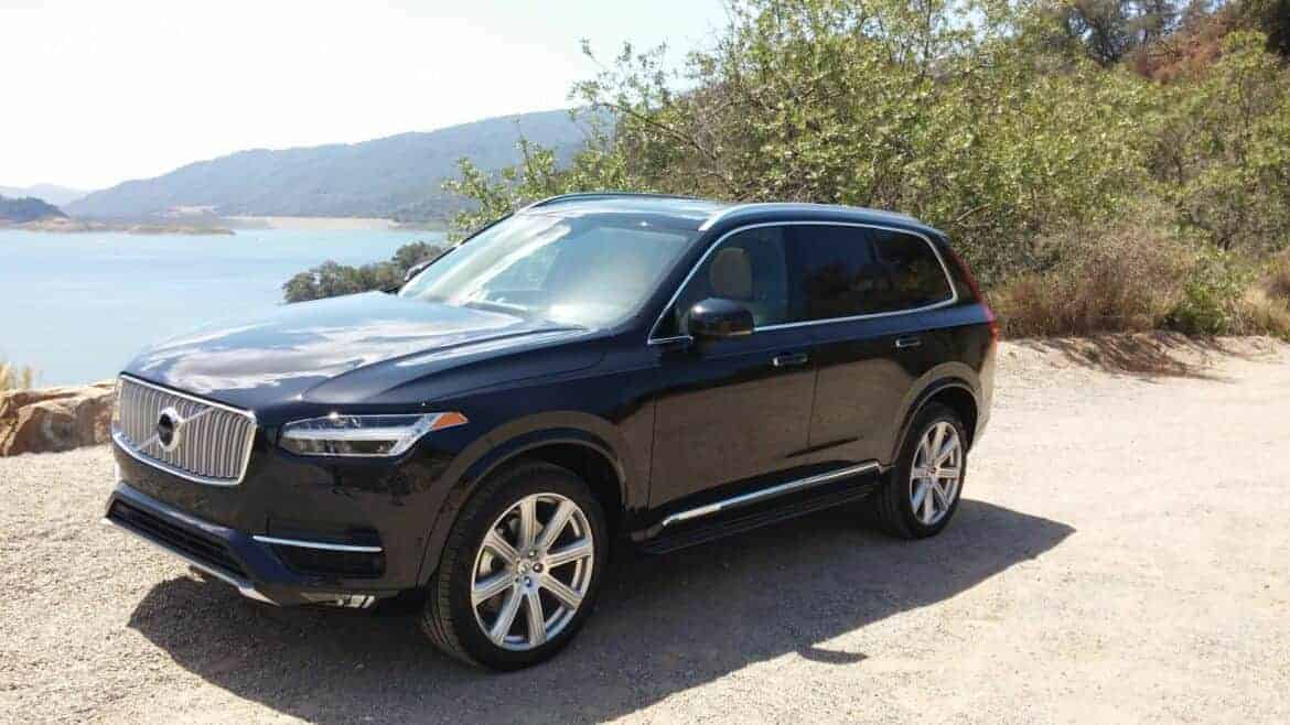 XC 90 Water