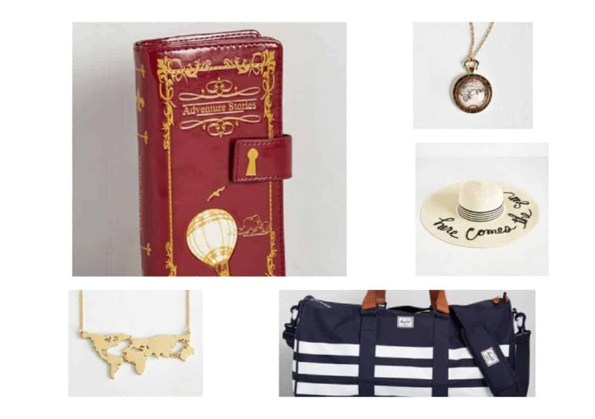 accessories - 11 Unique Accessories That Will Steal the Travel Lover's Heart