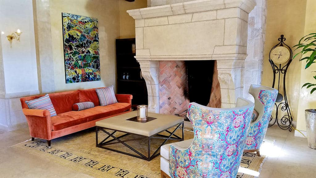 allegretto lobby - The Food and Wine Lovers Guide to Paso Robles
