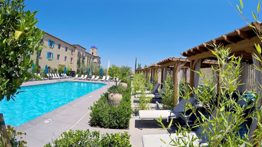 allegretto vineyard resort 2 - The Food and Wine Lovers Guide to Paso Robles