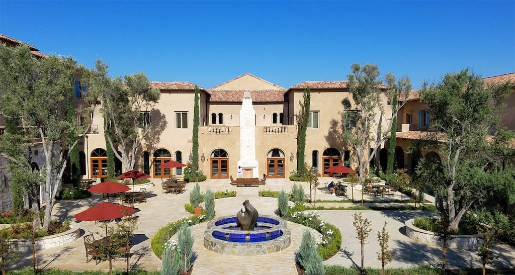 allegretto vineyard resort 5 - The Food and Wine Lovers Guide to Paso Robles