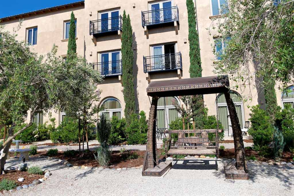 allegretto vineyard resort 7 - The Food and Wine Lovers Guide to Paso Robles
