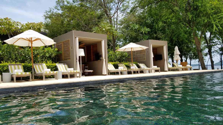 El Mangroove Costa Rica -pool