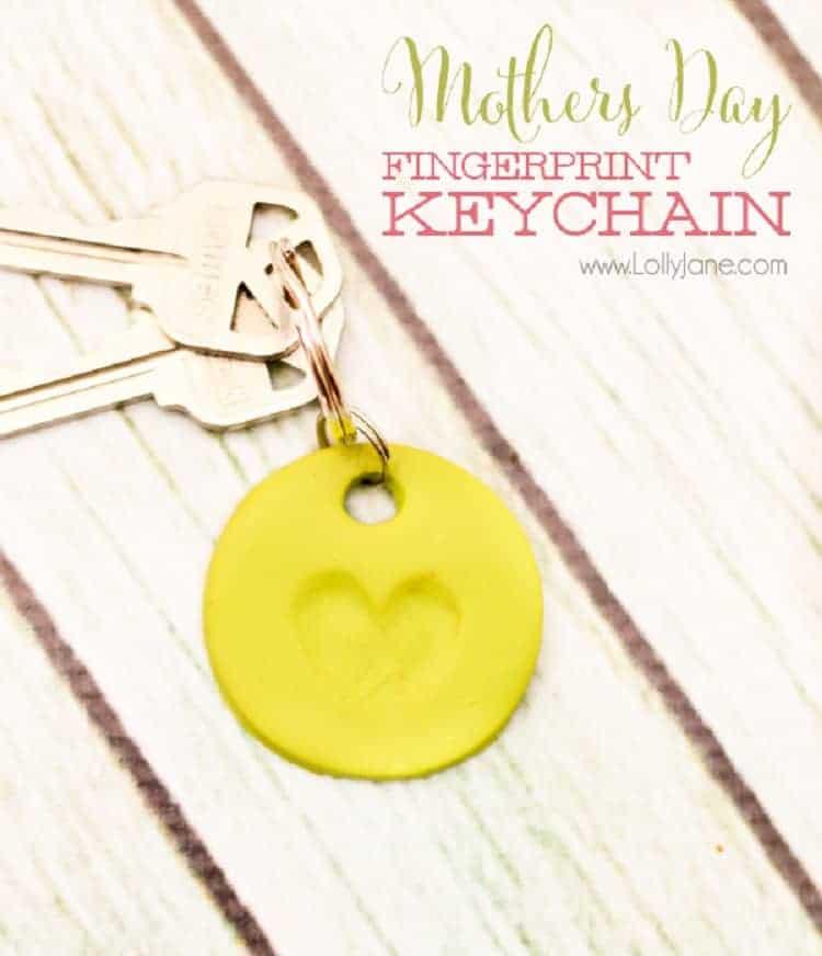 fingerprint keychain 2