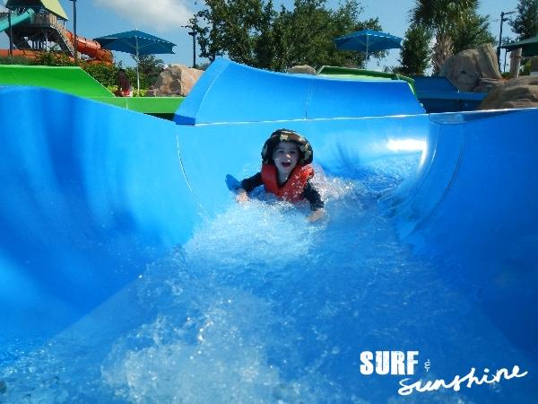 Making Family Memories At Aquatica San Antonio