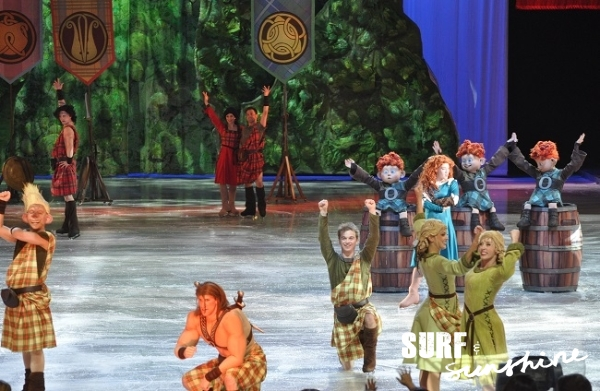 Princesses,Mice On Skates,With Disney On Ice Rockin' Ever After