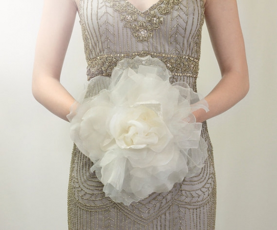 glamelia bridal bouquet
