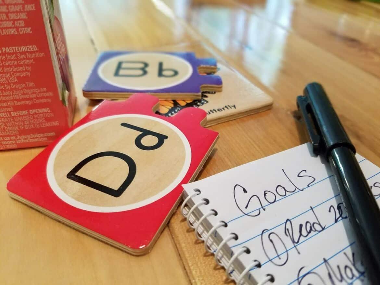 goals  - 6 Ways to Get Kids Excited for School
