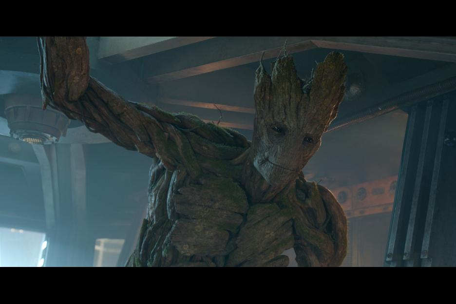 guardians of the galaxy interviews