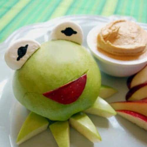 Kermit the Frog Apple