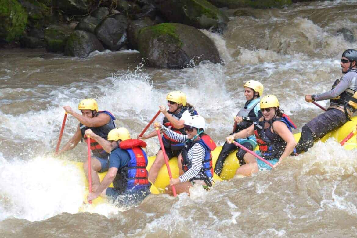 no boat - 9 of the most beautiful places to go white water rafting