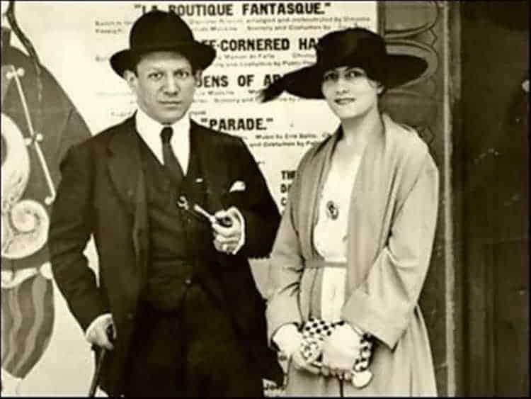 Pablo Picasso (Spanish artist, 1881–1973) 1912-1915. Eva - Marcelle Humbert (Eva Gouel 1885-1915)