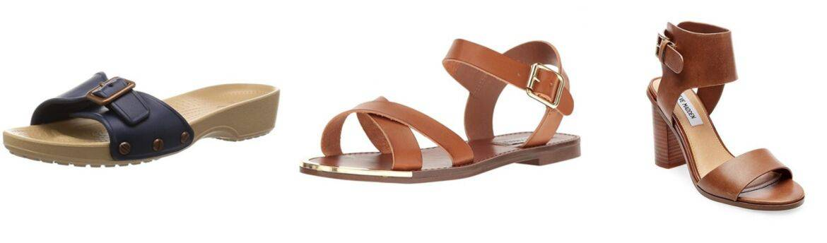 sandals 1 - Our Top Picks for Summer Fashion Must Haves