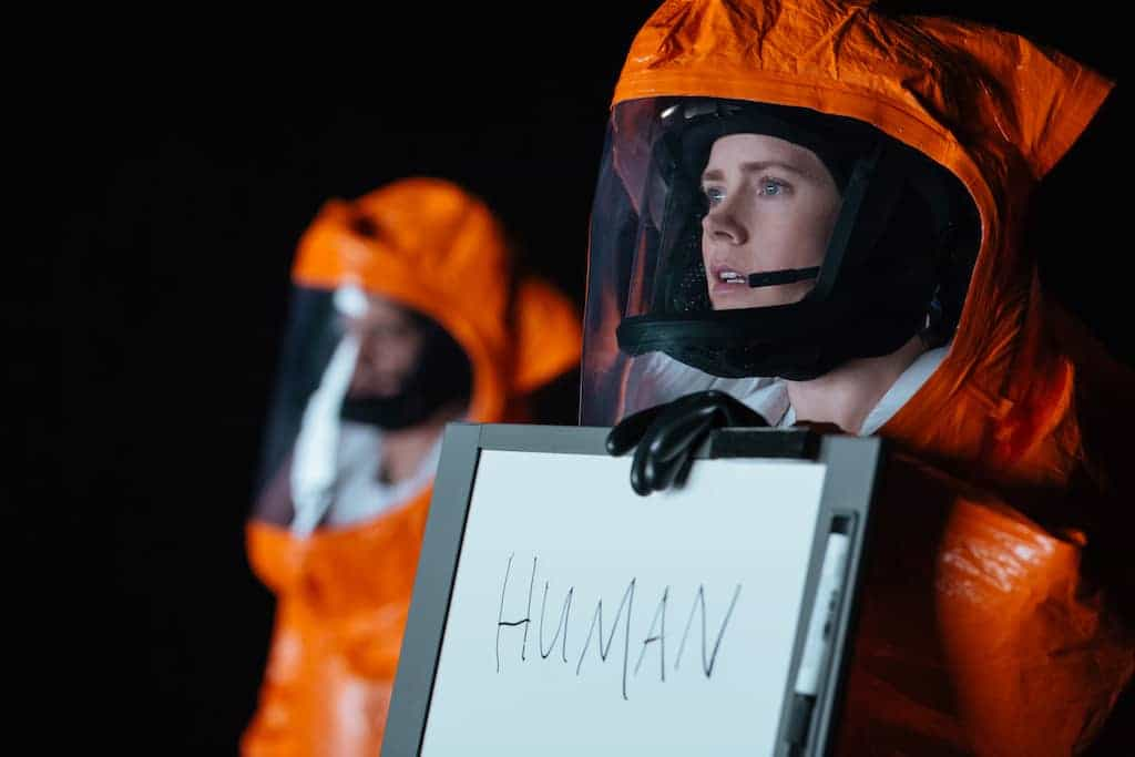 soyld03710433r - Arrival movie review: A story of unification, not destruction