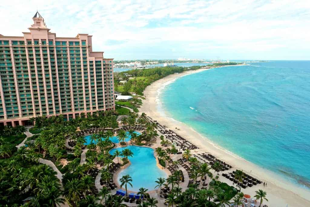 the cove atlantis girlfriend getaway paradise island bahamas