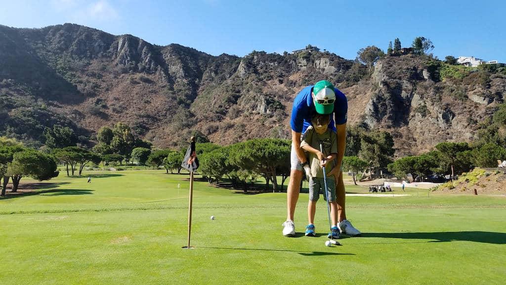 the ranch at laguna beach golf - Exploring the Green at the 2017 Kia Classic LPGA Tournament